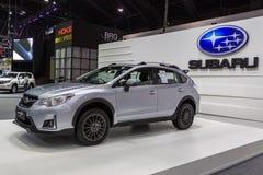 Subaru bij de Internationale Motor Expo 2016 van Thailand Royalty-vrije Stock Afbeelding