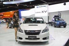 Subaru Royalty Free Stock Photography