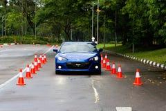 Subaru BRZ 2012 Fotografia Stock