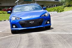 Subaru BRZ 2012 Royalty-vrije Stock Foto's
