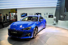 Subaru BRZ Concept Stock Photography