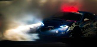Subaru BRZ Drifting Stock Images