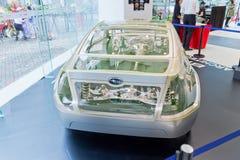 Subaru BRZ Model Stock Photography