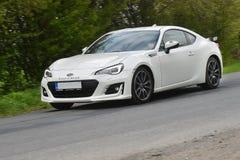 Subaru BRZ Stock Photography