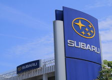 SUBARU, car Japan Stock Photo