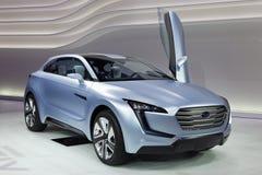 Subaru concept car Viziv Royalty Free Stock Photos