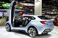 The Viziv, a Subaru 3-door concept car Royalty Free Stock Photos