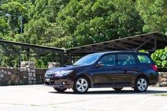 Subaru EXIGA 2.0GT 2013 Model Wagen SUV Stock Image