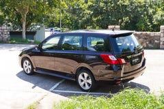 Subaru EXIGA 2.0GT 2013 Model Wagen SUV Stock Images