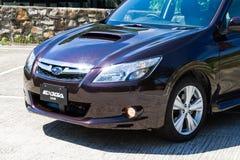 Subaru EXIGA 2.0GT 2013 Model Wagen SUV Royalty Free Stock Image