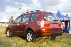 Subaru Forester Royalty Free Stock Photos
