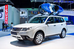 Subaru Forester royalty free stock photography