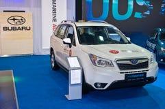 Subaru Forester Zdjęcia Stock