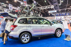 Subaru Forester 2015 Royalty Free Stock Images