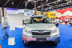 Subaru Forester 2015 Royalty Free Stock Photo