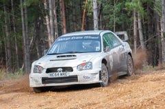 Subaru Impreza στοκ εικόνες με δικαίωμα ελεύθερης χρήσης