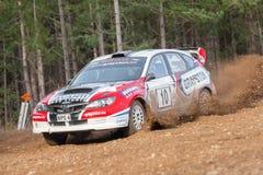Subaru Impreza Stock Images