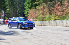 Subaru Impreza Arkivbilder