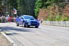 Subaru Impreza Royaltyfri Foto