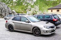 Subaru Impreza Στοκ εικόνα με δικαίωμα ελεύθερης χρήσης