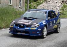 Subaru Impreza fotografia de stock royalty free