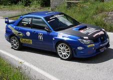Subaru Impreza fotografia de stock