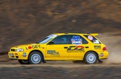 Subaru Impreza GL Royaltyfria Foton