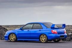 Subaru Impreza Royalty Free Stock Photo