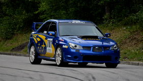 Subaru Impreza Stock Photography