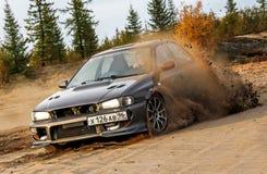 Subaru Impreza Royalty Free Stock Images