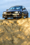 Subaru Impreza royalty free stock photography