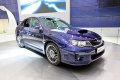 Subaru  Impreza WRX Royalty Free Stock Image