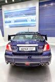 Subaru  Impreza WRX Stock Photo
