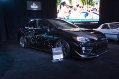 Subaru Impreza WRX 2016 Obrazy Stock