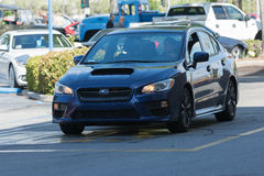 Subaru Impreza WRX Zdjęcie Stock