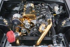 Subaru Impreza WRX STi sporta silnik Fotografia Stock