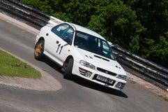 Subaru Imprezza Fotografia Stock
