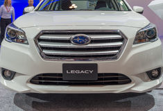 Subaru Legacy in the CIAS Royalty Free Stock Images
