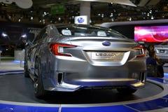 Subaru Legacy Concept Royalty Free Stock Photo
