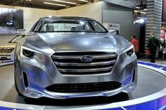 Subaru Legacy Concept Car Stock Image