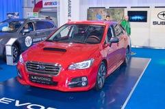 Subaru Levorg Fotografie Stock Libere da Diritti