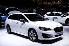 Subaru Levorg zdjęcia royalty free