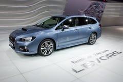 Subaru Levorg samochód zdjęcia stock