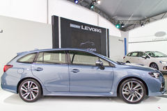 Subaru LEVORG 2015 Test Drive Day Royalty Free Stock Photo