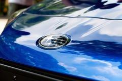 Subaru logo Stock Image