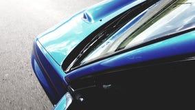 Subaru. In motion Royalty Free Stock Image