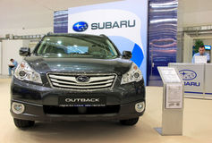 Subaru Outback Stock Photography