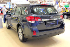 Subaru Outback Stock Images