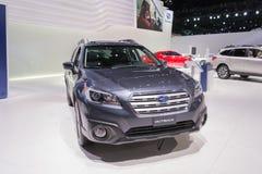 Subaru Outback 2.5i Limited PZEV Wagon Royalty Free Stock Photography