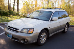Subaru Outback L.L. Bean Special Edition Stock Image